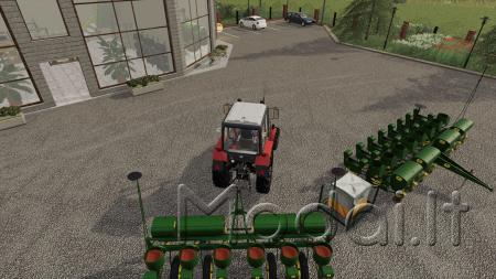 JD94 Series Planters