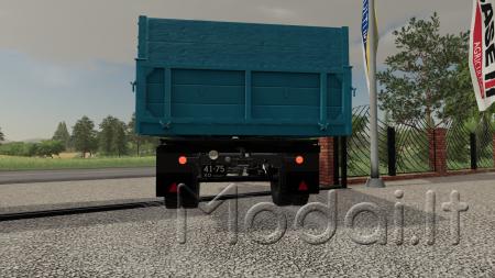 Gaz 53 Selfmade trailer