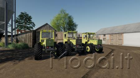 MB Trac 1000-1100