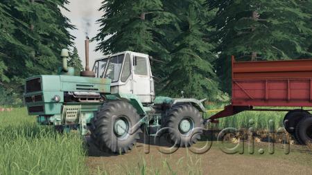 HTZ T 150 Very Old v1.0