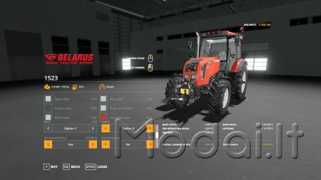 MTZ BELARUS-1523 V1.0.0.0