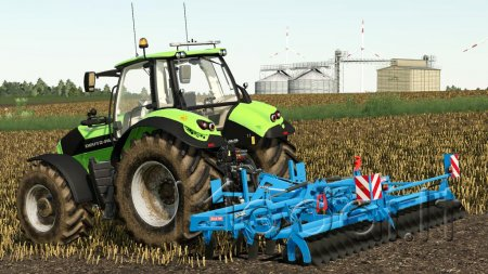 Carre CarreNeolab Twin v1.0 FS19