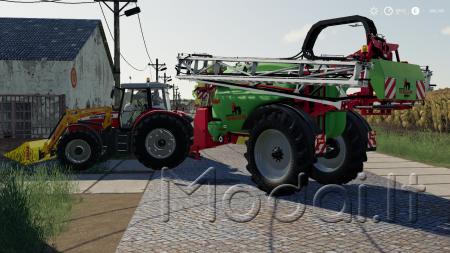 KFMR Krukowiak Goliat 8000/40/ALU v1.0 FS19