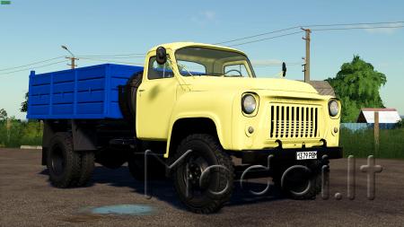 GAZ 52/53 pack SD mods