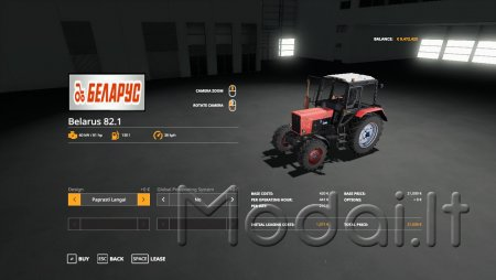 MTZ 82.1 Edit Starlexs