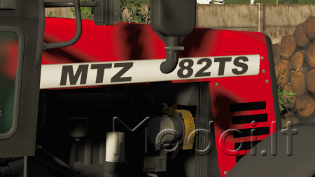 MTZ 82TS/1025