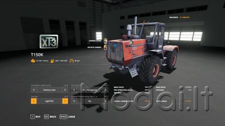 HTZ T-150K 1