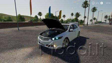 Honda Accord V6 3.0