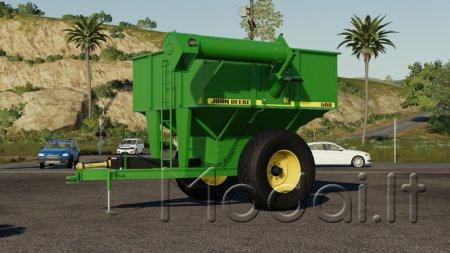 John Deere 500 Graint Cart