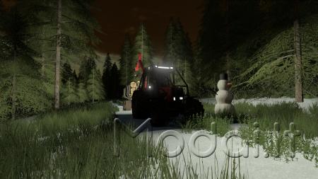 MTZ 1025 Forest